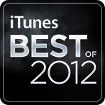 itunes podcast best of 2012